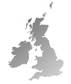 Free UK Postcode Area Map