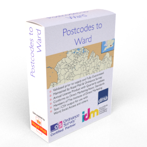 Uk Postcodes London Boroughs